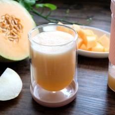 哈密瓜梨汁