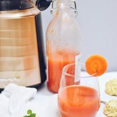 美容明目 番茄胡萝卜汁