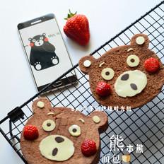 熊本熊面包