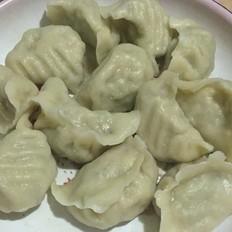 清爽西葫芦虾饺