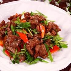合肥培训小炒牛肉