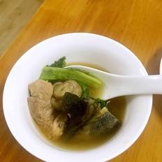 排骨甲鱼汤