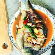 红烧鳊鱼的做法