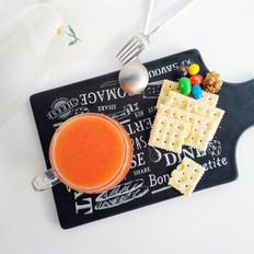 苹果橙子胡萝卜汁----汉美驰破壁机