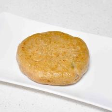 全麦猪肉虾米馅饼