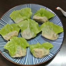 白菜翡翠饺子