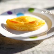 用蛋挞皮做榴莲酥,轻松完美