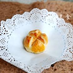 椰蓉酥:绽放迷人、香味诱人