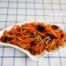 鱼香肉丝:非常下饭的家常菜