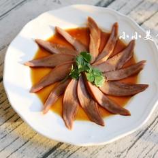 卤猪舌:招财的美食 的做法