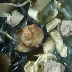 肉丸大烩菜
