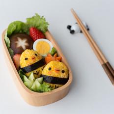 小黄鸡饭团