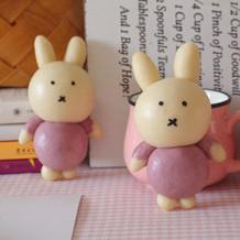 米菲兔馒头