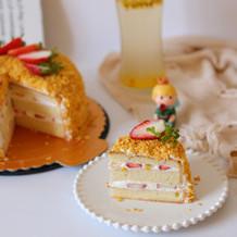 小王子夹心蛋糕