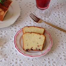 蔓越莓海绵蛋糕