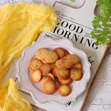 鸡蛋芝麻酥脆饼干