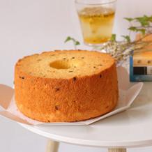 酸甜百香果蛋糕