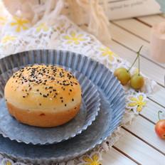 焦糖苹果面包