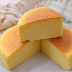 无油南瓜酸奶蛋糕