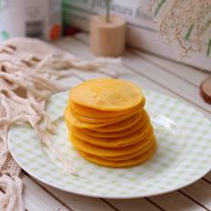南瓜酸奶鸡蛋饼