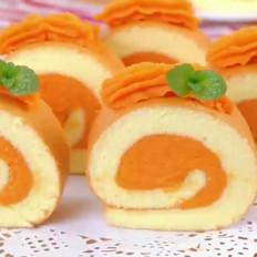 红薯蛋糕卷