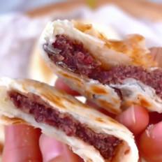 千层红豆饼