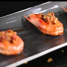 微波炉香辣虾
