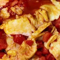 空气炸锅番茄炒蛋