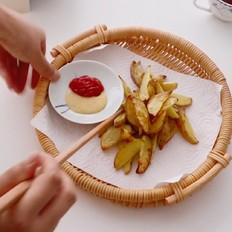 麦当劳薯角