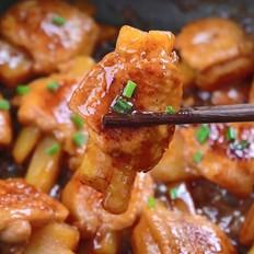 鸡翅包土豆的做法