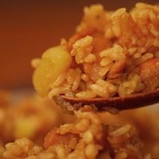 电饭煲鸡肉菌菇焖饭