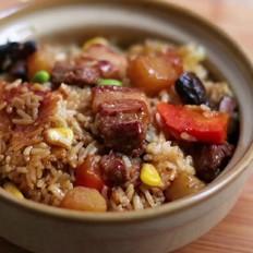 电饭煲土豆焖饭的做法