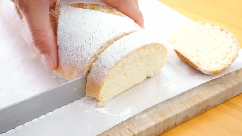 大列巴面包的做法