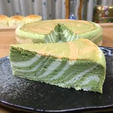 双色斑马纹戚风蛋糕,简单易学又好吃。