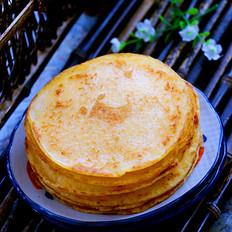 香软玉米饼