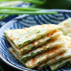 饺子皮版葱花饼
