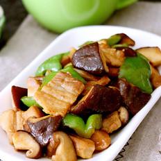 香菇青椒炒肉