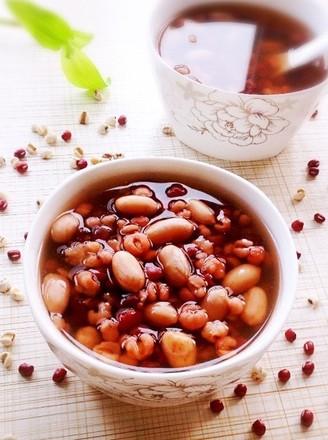 薏米红豆花生瘦身粥
