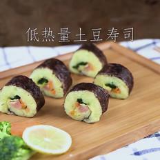 土豆寿司卷
