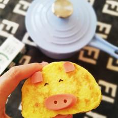 小猪蛋香馒头片
