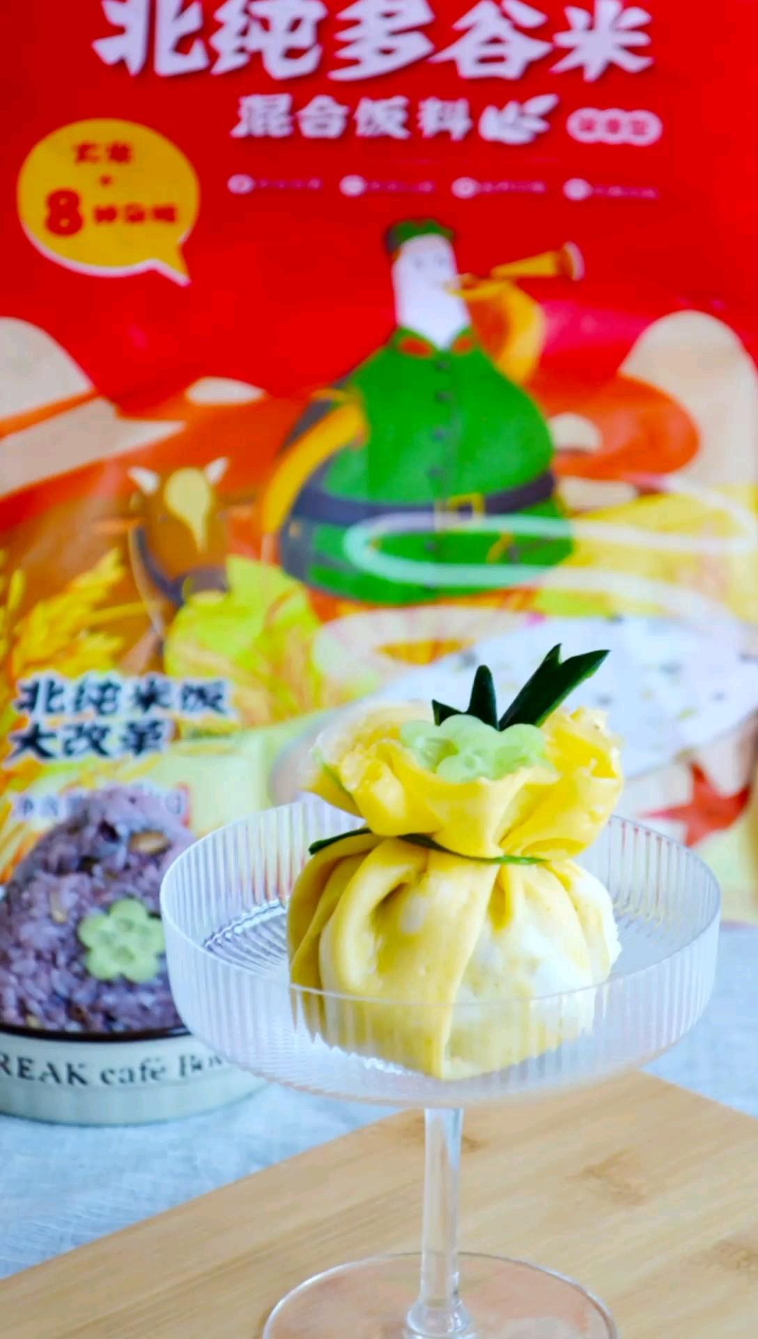 多谷米福袋饭团