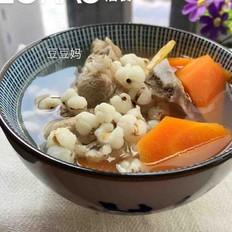 薏米龙骨汤