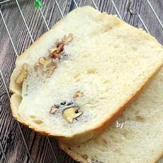 中种核桃吐司(面包机版)