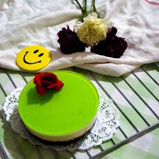 镜面慕斯蛋糕