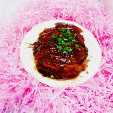 梅菜豆腐扣肉