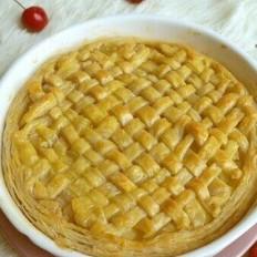 飞饼版苹果派