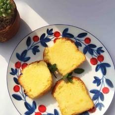 菠萝磅蛋糕