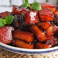 红红火火的红烧肉的做法