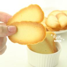【周末人气小零食】蛋白薄脆饼