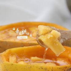 冰糖木瓜炖燕窝